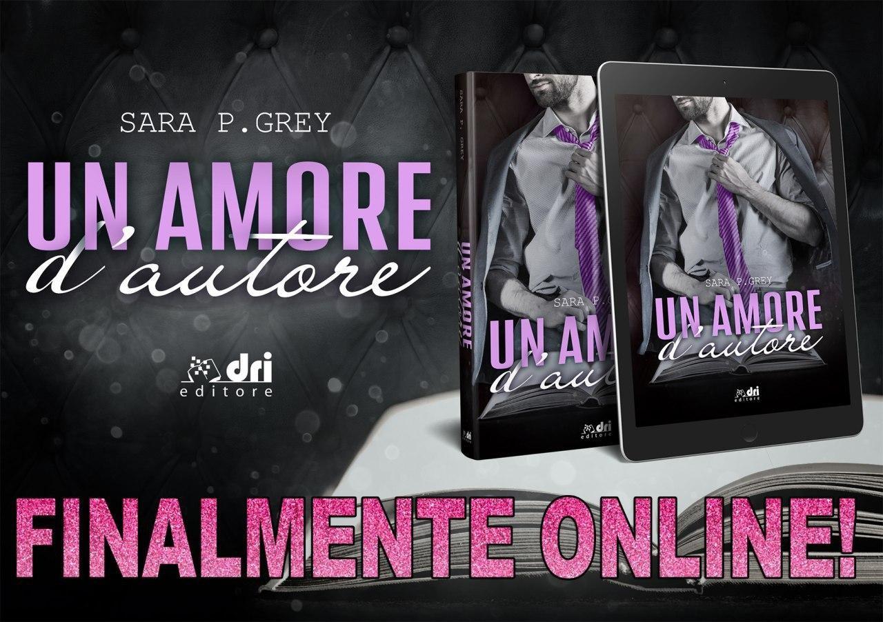 """""""Un amore d'autore"""", finalmente online"""