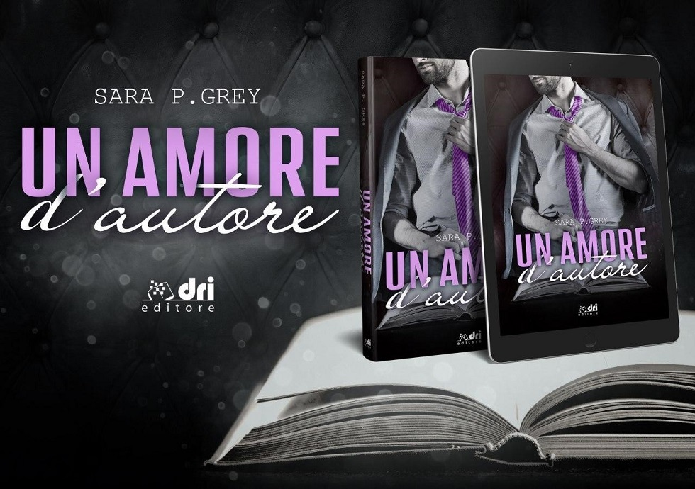 "Cover reveal ""Un amore d'autore"""