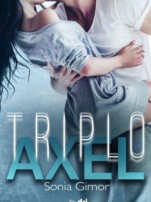 "Copertina ""Triplo Axel"", di Sonia Gimor"