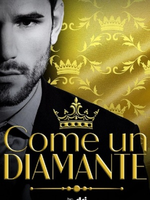"Cover ""Come un diamante"", di Jessica Guarnaccia"