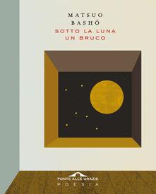 Copertina Sotto la luna un bruco