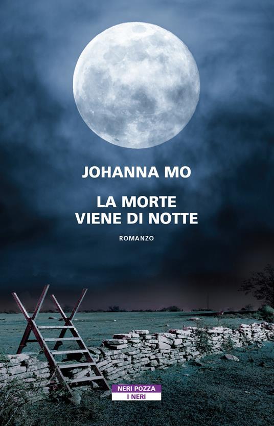 La morte viene di notte, Johanna Mo